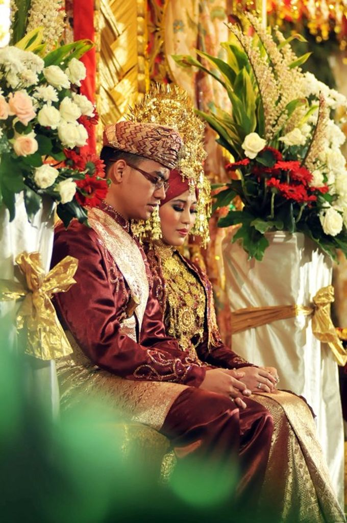 The Wedding Of Utami & Hafidz by Alux's Event & Wedding Creator - 011