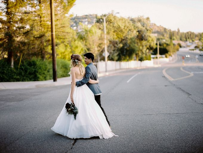 Godwin & Nicole  - Los Angeles Wedding by Maritha Mae - 015