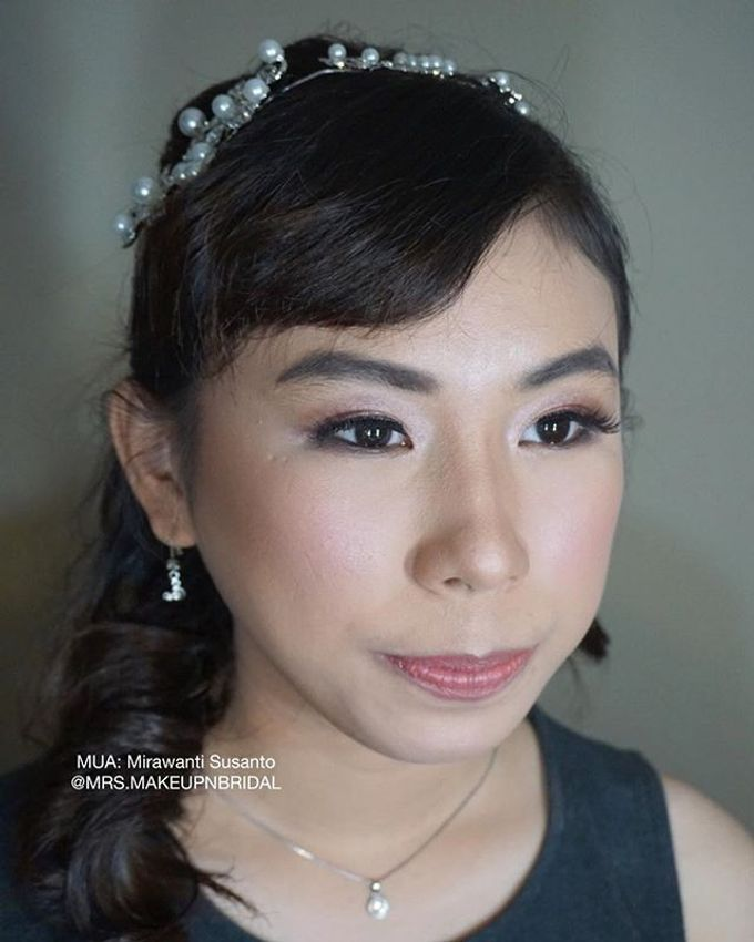 Party Makeup & Hairdo by MRS Makeup & Bridal - 007