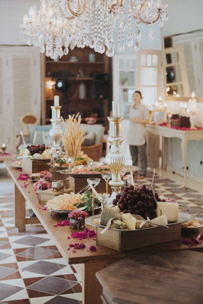 Wedding Inesh & Adrian by Eat Company - 008