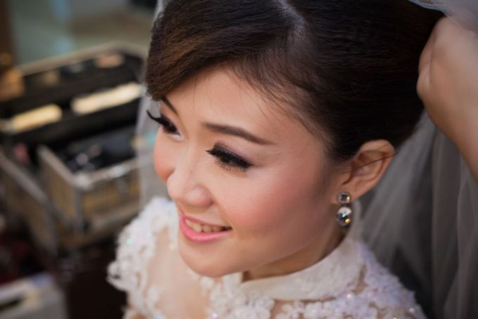 wedding day by Xin-Ai Bride - 070