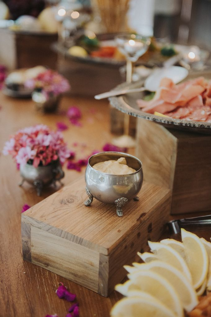 Wedding Inesh & Adrian by Eat Company - 010