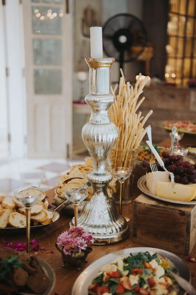 Wedding Inesh & Adrian by Eat Company - 011
