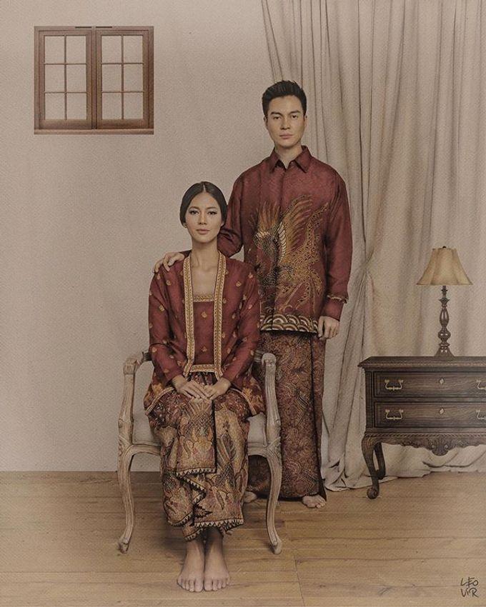 Baim Wong & Paula Verhoeven by Leo Vir - 002