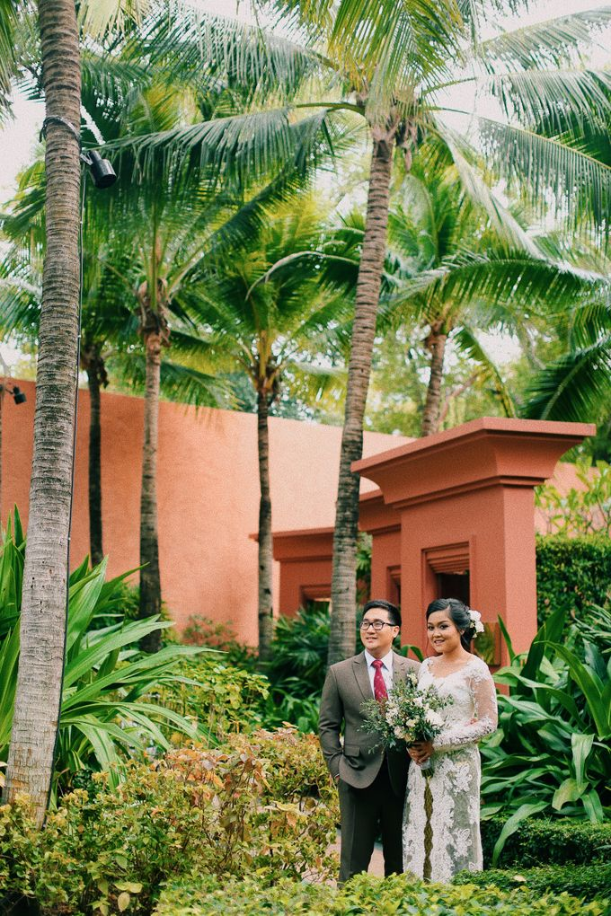 Mixed Culture Wedding Ever at huahin Thailand by Kanvela - 011