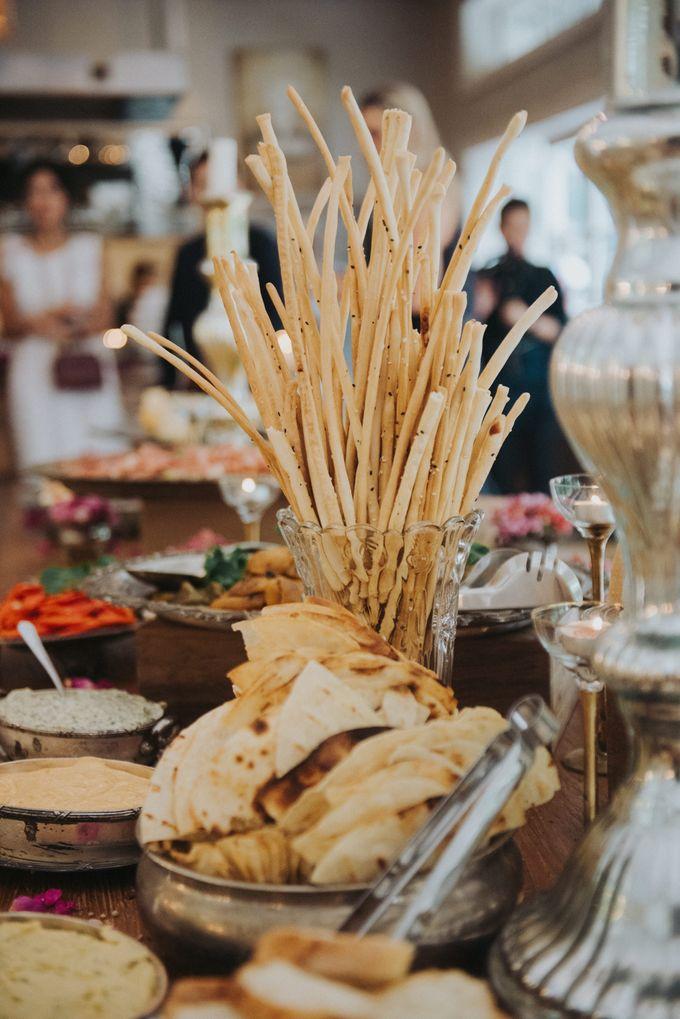 Wedding Inesh & Adrian by Eat Company - 012