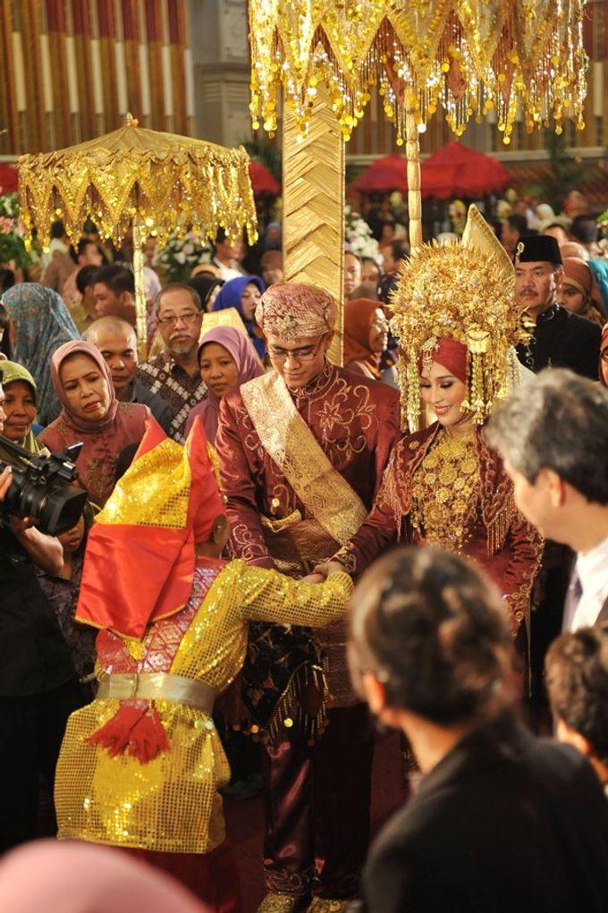 The Wedding Of Utami & Hafidz by Alux's Event & Wedding Creator - 012