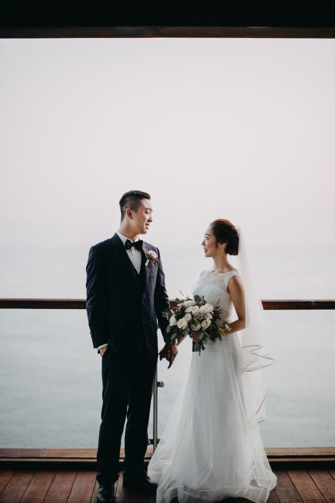 Wedding of Richie Masrin & SoYoung by Pangestoe Bespoke - 002