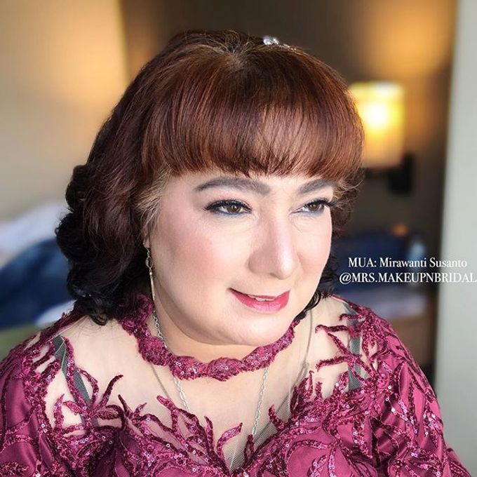 Daniel & Georgene Wedding Reception by MRS Makeup & Bridal - 001