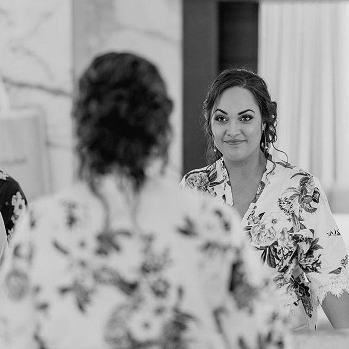 UPDO STYLES by Bali Hair and Makeup  / Anja buerck - 012