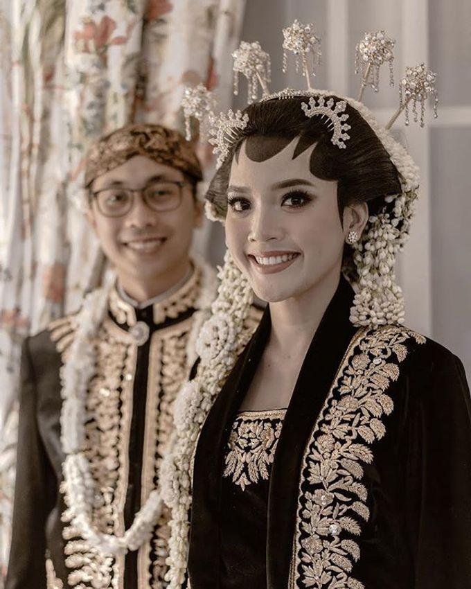 The Wedding of Santi & Rantau by Chandani Weddings - 001