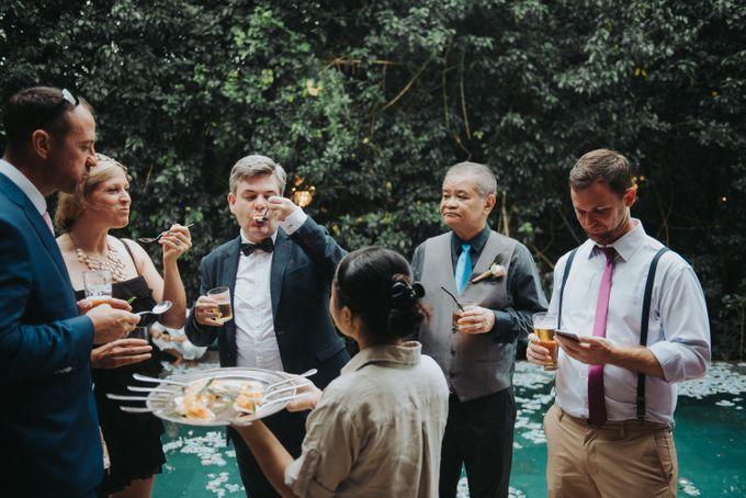 Wedding Inesh & Adrian by Eat Company - 013