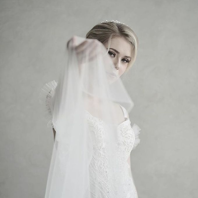 Bridal Gowns - JFW BLOOM COLLECTIONS by Angelina Monica - 010