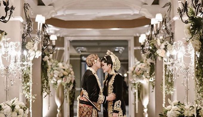 The Wedding of Santi & Rantau by Chandani Weddings - 007