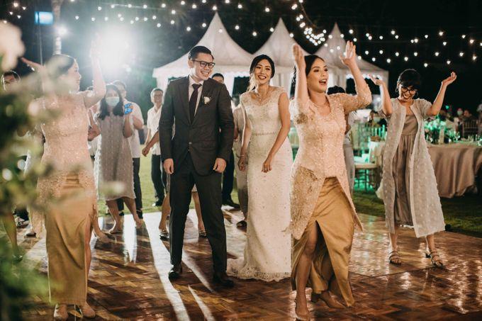 Wedding The Mulia Resort Donald & Tabita by StayBright - 039