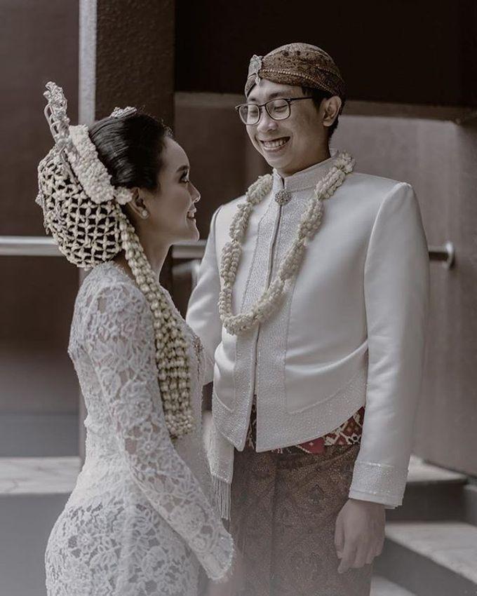 The Wedding of Santi & Rantau by Chandani Weddings - 011