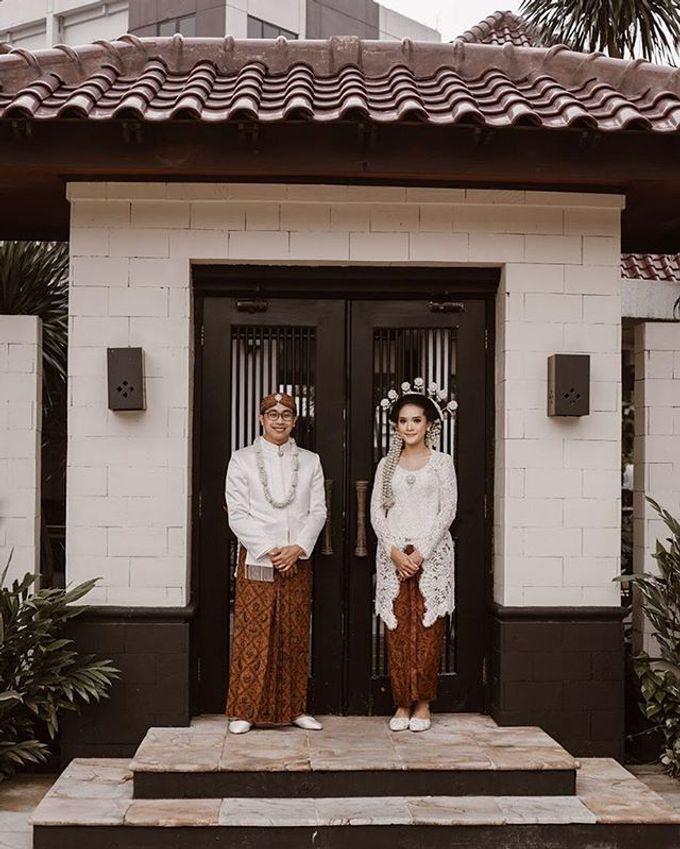The Wedding of Santi & Rantau by Chandani Weddings - 012