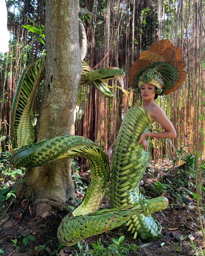 Theatrical Costume and Scenic Props by Make A Scene! Bali - 001