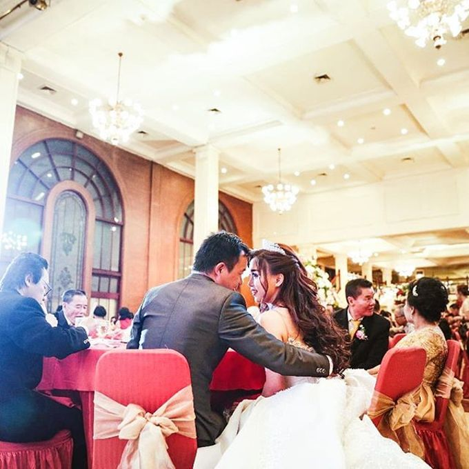 Yusup & Lanny Wedding by Imperial Chinese Restaurant - 001