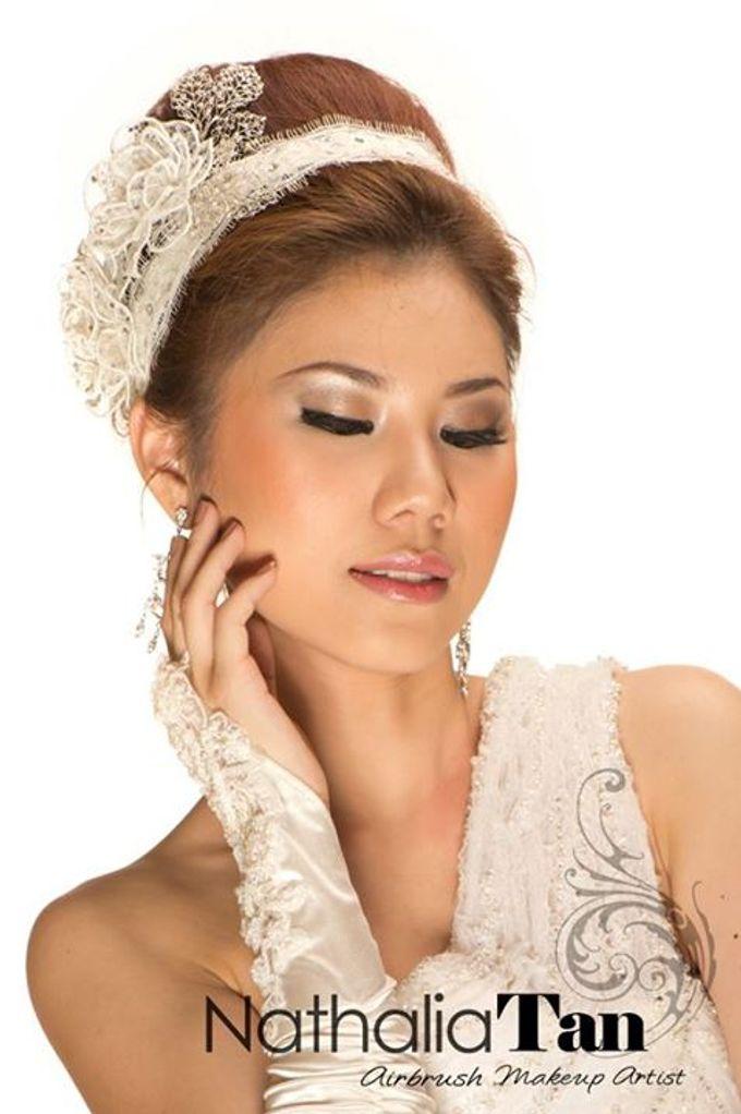 Classic Elegance captured by Nathalia TAN Makeup Artist - 009