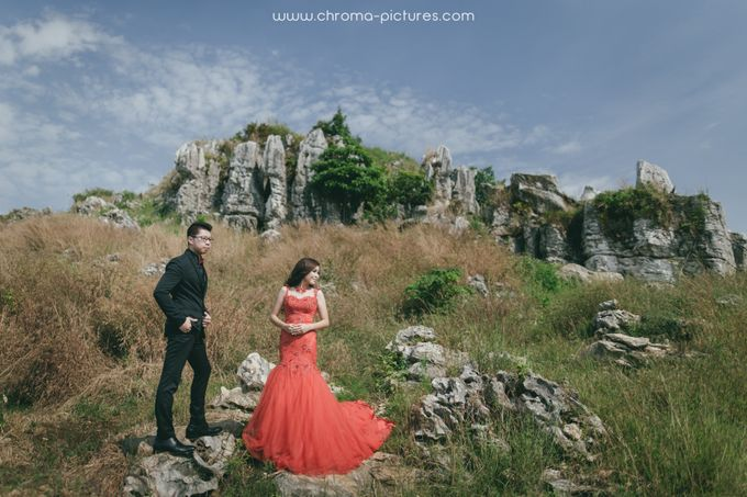 Kenneth & Destania Prewed Session by Chroma Pictures - 027