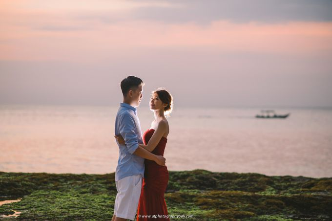 Bali Pre Wedding by AT Photography Bali - 013