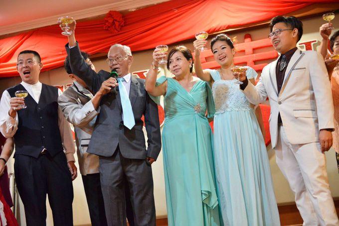 Cindy & Jason by Faith Wedding Event - 042