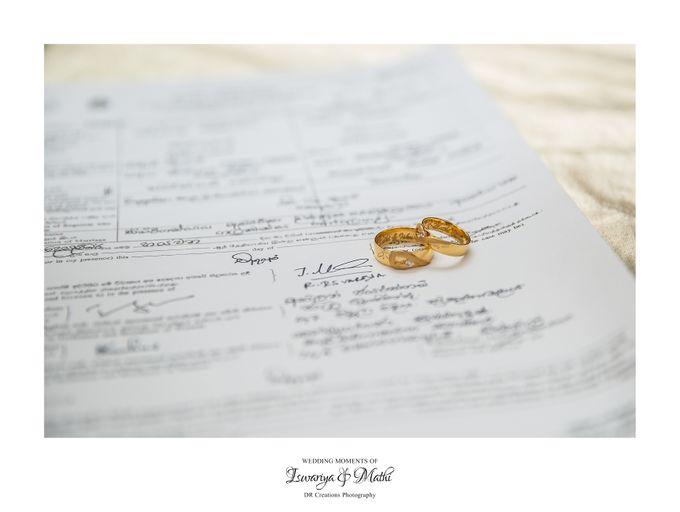 Wedding of Ishwariya & Mathi by DR Creations - 040