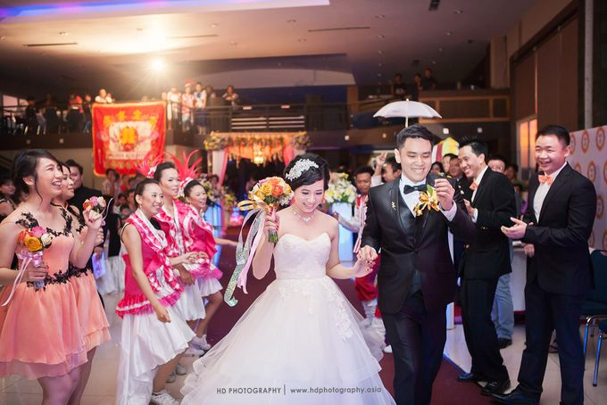 Wong & Devy - Wedding Day by HD Photography - 036