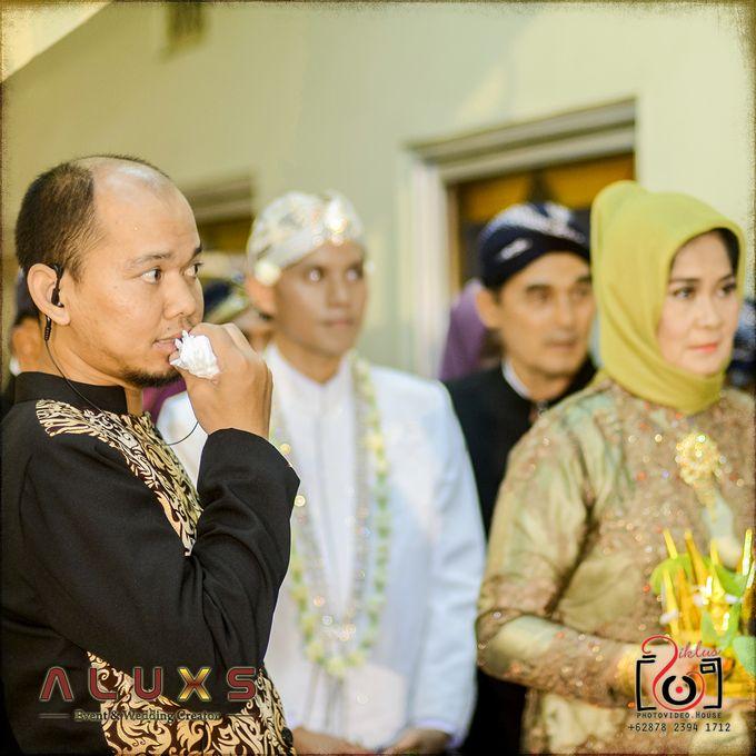 The Wedding of Santa & Khresna by Alux's Event & Wedding Creator - 006
