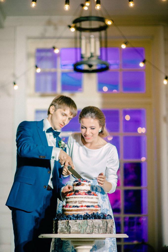Golf club wedding for Nikolay and Kristina by BMWedding - 039