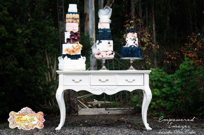 Wedding Cakes by Innicka Dee Cakes - 024
