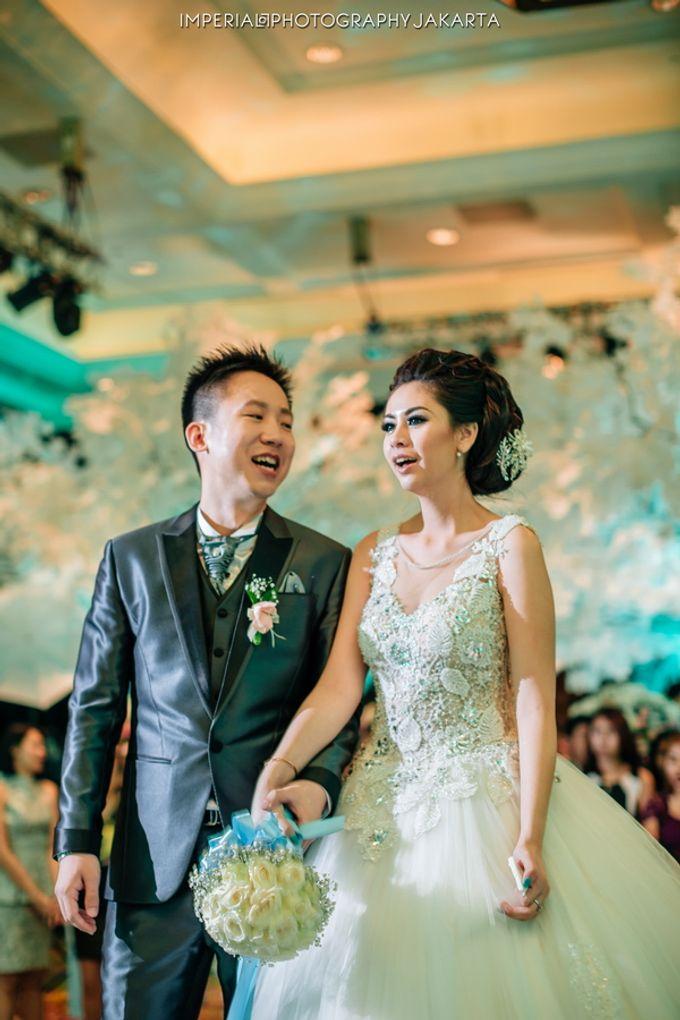 Wilson & Jesisca Wedding by Imperial Photography Jakarta - 041