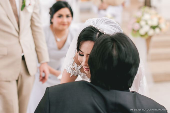 The One My Soul Loves | Kevin + Indy Wedding by Imperial Photography Jakarta - 038