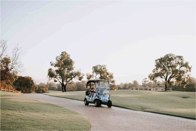 Spring Wedding at the Vines Country Club in the swan Valley Sarah & Glen by Anna Campbell - 028