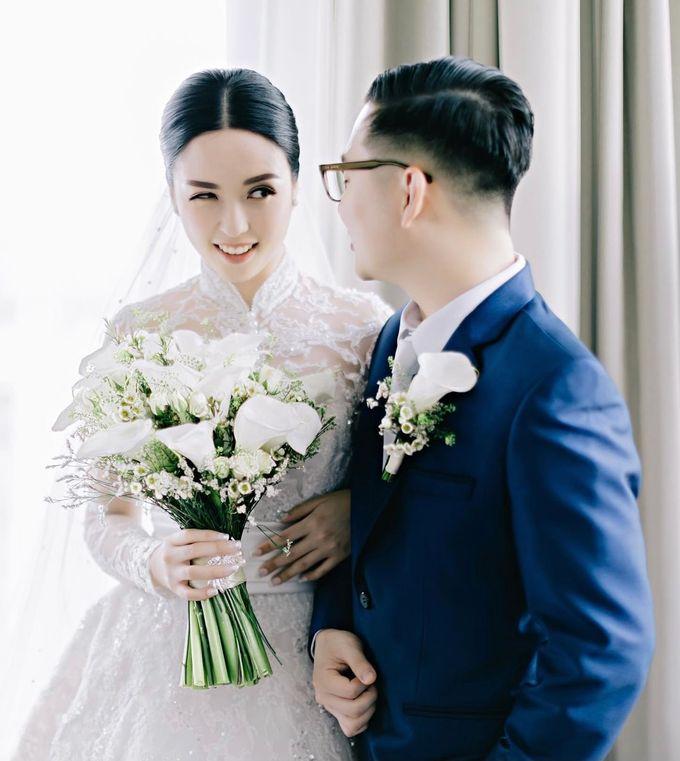 Edo & Caroline's Wedding by PRINCESS ORGANIZER - 003