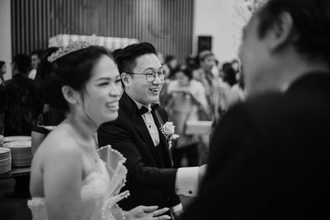 Lady & Julianto Wedding at Le Meridien Jakarta by AKSA Creative - 041