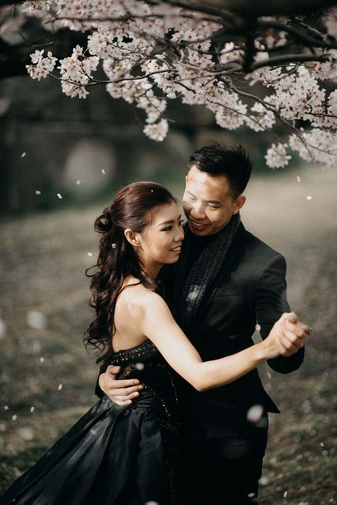 Ditto & Silvy Prewedding by Dhika by MA Fotografia - 040