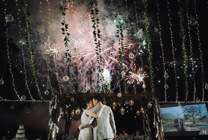 Johan & Finna Wedding by Sofitel Bali Nusa Dua Beach Resort - 041
