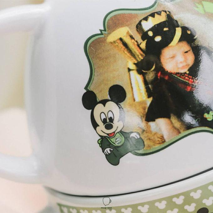TEKO SUSUN BABY BORN by Mug-App Wedding Souvenir - 005