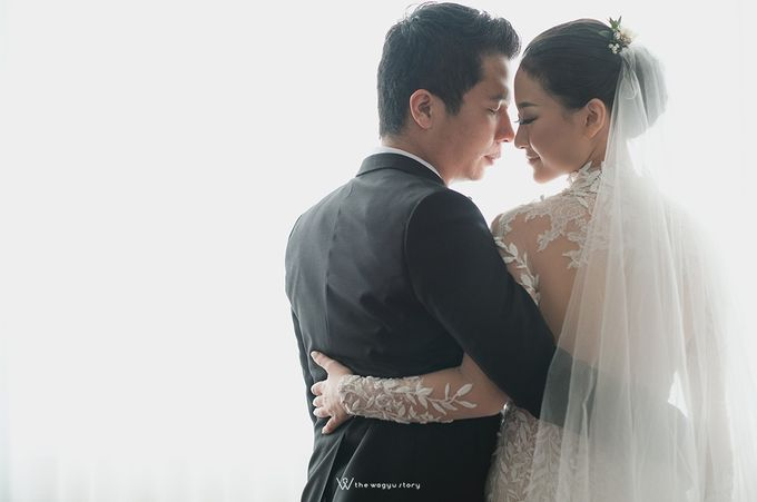The Wedding of Gerry & Devina by The Wagyu Story - 041