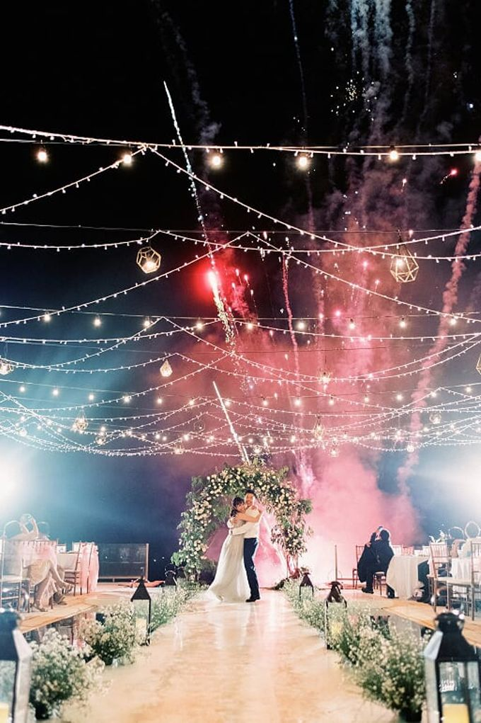 Wedding of Brian & Michelle by Nika di Bali - 041