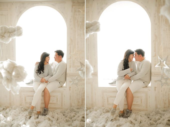 PRE - WEDDING SAMUEL & MERISA BY HENOKH WIRANEGARA by All Seasons Photo - 038
