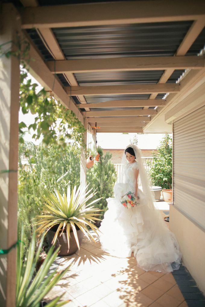 Ivan & Laviana Perth Wedding by Ian Vins - 019