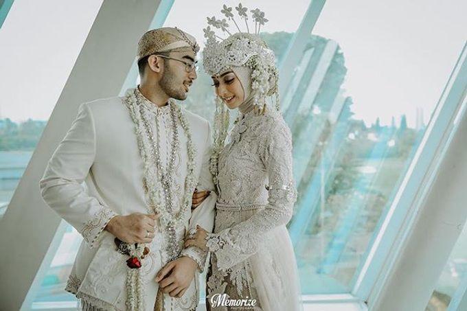 The Wedding of Indira & Maudi by Chandani Weddings - 008