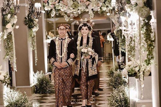 The Wedding of Santi & Rantau by Chandani Weddings - 004