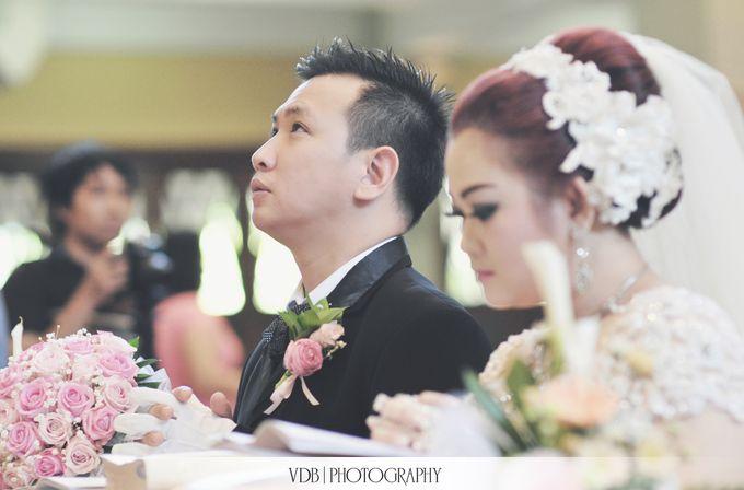 [Wedding Day] Rio & Winnie by VDB Photography - 048