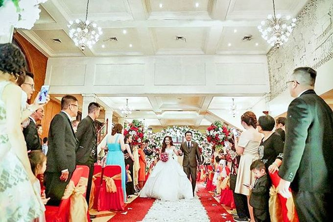 Yusup & Lanny Wedding by Imperial Chinese Restaurant - 002