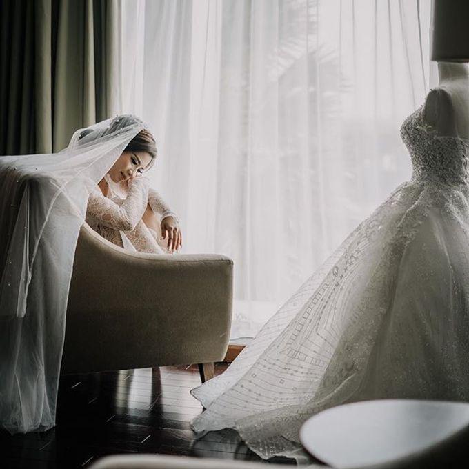 The Wedding of Stephanie & Christianto by Anve Sposa - 007