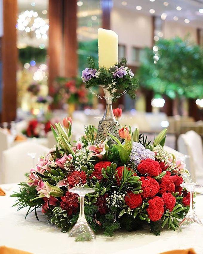 JCC Vip table decor by Suryanto Decoration - 003